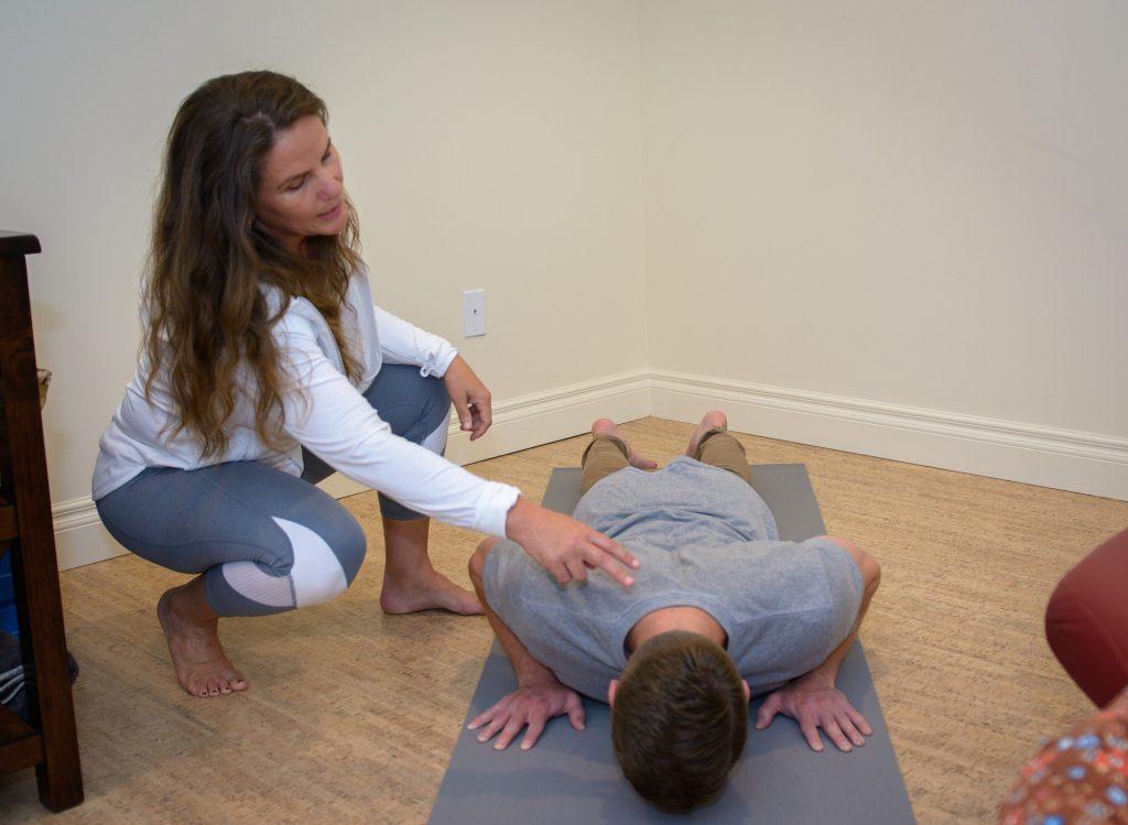 Thrive ChiroYoga - Cobra, Thrive Chiro Yoga: Portland Chiropractor: Portland Yoga: Lal Kerr